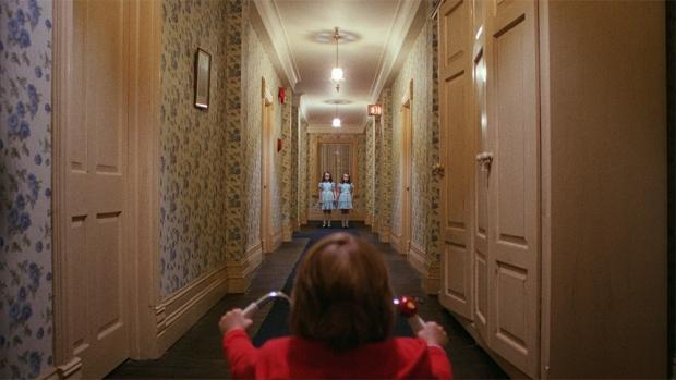 The Shining Danny hallway